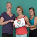 Gründung Lakeside Yoga2015