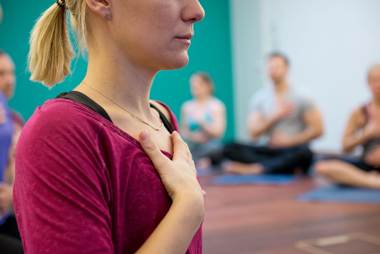 Yoga bei Bluthochdruck